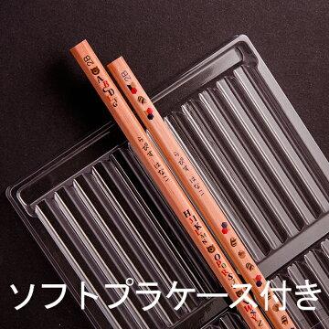 名入れ無料☆ウッディねーむ鉛筆自分の名前が鉛筆にプリント!ラピスオリジナル鉛筆シリーズ