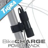 TiGRA Sport モバイルバッテリー スマホ スマートフォン iPhone6s plus バイク ロードバイク Xperia BCP-2600|バッテリー 送料無料 スマートフォンホルダー アイフォン アイホン 自転車 防水 充電 iphone 6 5s 5 SE ホルダー 全機種対応 携帯ホルダー スマホホルダー 軽量