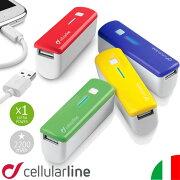 モバイル バッテリー セルラーライン Cellularline