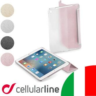 iPad 臨 9.7 箱蓋清除的 Air2 輕巧時尚知道 32 GB 128 GB 256 GB Cellularline 細胞系 CLEARVIEWIPAD | ipad 案例 iPad 蓋清除案例 iPad 臨 9。 7 種情況下脫穎而出 iPad iPad 2 空氣廚房品牌