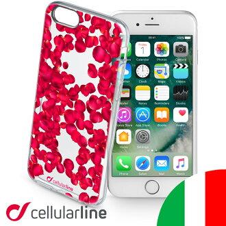 iPhone iPhone 案例 7 7 7 SE iPhone iPhone 5 的休克 iPhone 後蓋蓋軟清晰可愛時髦的小姐 smahocase 玫瑰玫瑰玫瑰品牌 Cellularline 細胞線樣式例為 iPhone 7 / SE