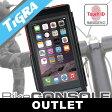 【アウトレット】TiGRA Sport iPhone 6 Plus 6s アイフォン スマホ スマートフォン 自転車 バイク ホルダー 防水防塵 耐衝撃 マウント ケース ティグラスポーツ IPH-2065|スマホホルダー バイク用 自転車用 携帯 スマホケース バイクホルダー 送料無料 自転車ホルダー