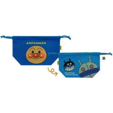 アンパンマングッズ ANY-800 お弁当袋 ブルー 011483