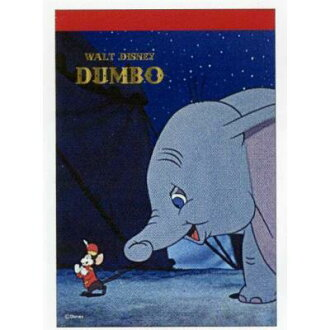 Note toy A6 Disney Dumbo book ★ film art ★