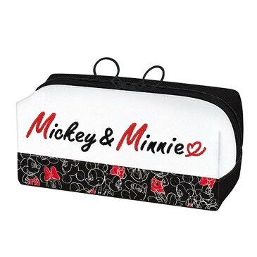 ディズニーミッキー&ミニーグッズ BOXペンケース 177105