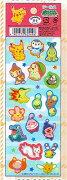 【2009年10月商品】【ポケットモンスター】ダイヤモンド・パール/シールA(もっちりシール)