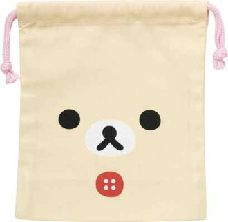 Cup pouch ( korilakkuma ) ★ lunch item ★ ★ Diecast & face series ★