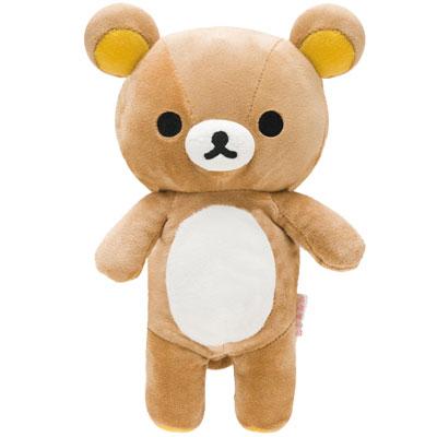 【Rilakkuma】 Stuffed Plush Toy / S (Rilakkuma)