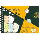 10/25以降〜出荷すみっコぐらしミニスケッチブック(19401)★maruman★