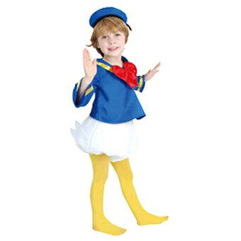 【Disneyドナルドダック】●コスチューム/子供用★キャラクターコスチューム★