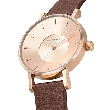 【KLASSE14】クラス14フォーティーン #VOLARE 36mm LEATHER BELTレディース 腕時計 ペアウォッチ・プレゼントに ギフトにレザーベルト バーゲン