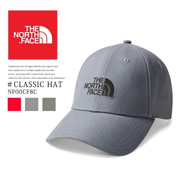 THENORTHFACE ザノースフェイス NF00CF8Cアウトドアキャップ帽子CLASSICHAT日よけレディースメンズ男女