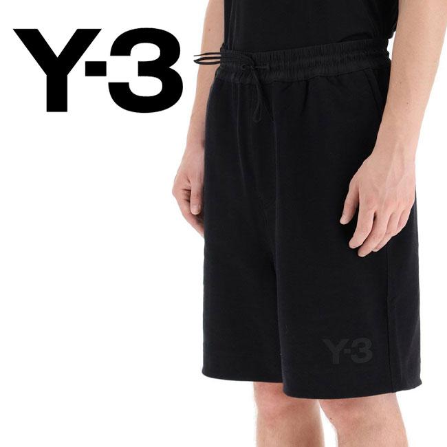 メンズファッション, ズボン・パンツ Y-3 adidas YOHJI YAMAMOTO FN3394 M CLASSIC TERRY SHORTS