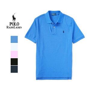 POLO RALPH LAUREN ポロ ラルフローレン POLO BOYS8-20year BASIC MESH POLO TP KNT 323-603252 ポロシャツ レディース キッズ コットン100% ゴルフウェア ポロ ジム カジュアル BOYSサイズ!男女兼用