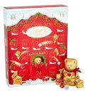 Lindt リンツ アドベントカレンダー 250g テディベア クリスマス チョコレート Bear Advent Calendar
