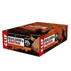 クリフ ビルダーズ プロテインバー 【12本】クランチ ピーナツバター CLIF Builder's Protein Crunchy Peanut Butter
