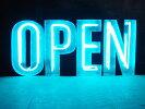 店舗用看板アメリカンネオンサイン/ネオンチューブOPEN/オープン店舗看板アメリカンダイナーランプ壁掛け照明ネオン看板バーカフェバーガレージ映画セットハリウッドラスベガスアメリカ雑貨壁掛けアメリカン雑貨