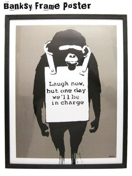 絵画, グラフィック  (Laugh now) Banksy
