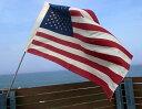 星条旗 アメリカ国旗 USAフラッグ 80×135cm 国旗 アメリカ...