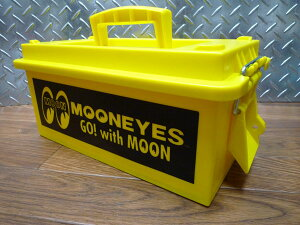 大人気のムーンアイズから、AMMO弾薬ケース型ボックスがリリース!★ムーンアイズ Moon Eyes 弾...