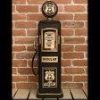 ビンテージアメリカン ルート66のガスポンプCDタワー/キャビネット/マルチラック アメリカン雑貨 アメリカ雑貨