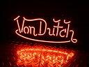 『Von Dutch』ヴァンダッチ ネオンサイン ネオン管 ネオン看板...