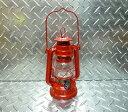 ウォームウール LEDランタン(レッド) LEDランプ 照明 アウトドア 非常灯 携帯用ライト 災害 緊急 地震 LEDライト 西海岸風 インテリア アメリカン雑貨