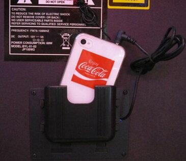 送料無料 ジュークボックス コカ・コーラブランド ジュークボックスCDプレーヤー iPhone iPod 各社スマホ 携帯音楽プレーヤー対応 西海岸風 インテリア アメリカン雑貨