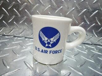 ★ 基於世田谷的! 美國力 (美國空軍) 車庫 Mag 杯咖啡保溫杯杯子杯