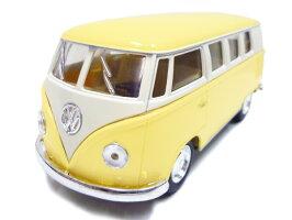 1962年のフォルクスワーゲンバスダイキャストミニカー(4色セットパステルカラー1/32スケール)アメ車ホビー車模型外車アメリカ雑貨アメリカン雑貨VWオールドアメリカンインテリア小物置物モデルカー正規品おしゃれガレージグッズ