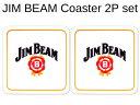 コースター JIM BEAM ジ...