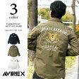 AVIREX アビレックス 刺繍ミリタリーグレートレイクシャツ 6175102 長袖シャツ