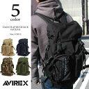 AVIREX アビレックス EAGLEロールトップバックパック AVX3511▲【SALE 返品・交換不可】