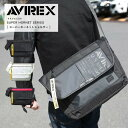 AVIREX avirex アビレックス スーパーホーネット ショルダーバッグAVX592▲