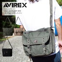 AVIREX アビレックス 4WAY EAGLEショルダーバック AVX3523▲