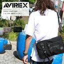 AVIREX avirex EAGLE 2WAYバッグ AVX3522▲