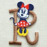 アルファベット ワッペン ディズニー ミニーマウス ブラウン キャラクター ブランド アップリケ ブレザー エンブレム イニシャル スヌーピー スマイル ミリタリー アメリカ アイロン