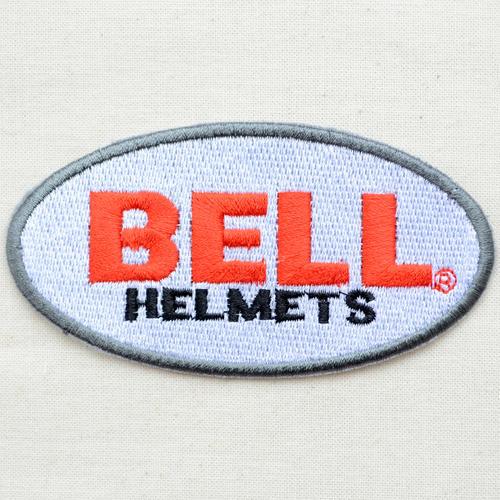 裁縫材料, ワッペン・アップリケ  Bell Helmets () LGW-089