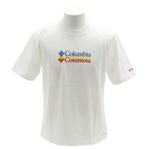 コロンビア(Columbia) 【ゼビオグループ限定】 Sanpoil Falls 半袖Tシャツ PM1831 127 (Men's)