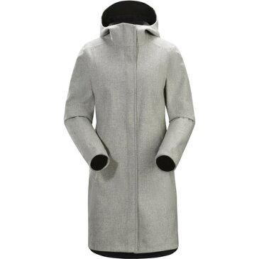 アークテリクス(ARC'TERYX) Embra Coat エンブラ コート レディース ソフトシェルコート L06937200 Mica Heather (Lady's)