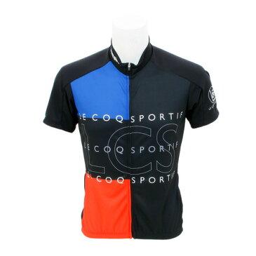 ルコック スポルティフ(Lecoq Sportif) エントリ- 半袖ジャ-ジ QCMMGA42 BBR (Men's)