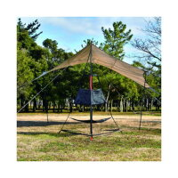 ユニフレーム(UNIFLAME) テント REVOラック2 タープ テント (メンズ、レディース)