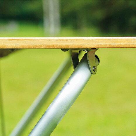 スノーピーク ワンアクションローテーブル竹