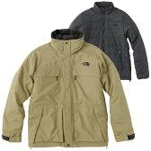 ノースフェイス(THE NORTH FACE) マカルトリクライメートジャケット Makalu Triclimate Jacket メンズ 2WAYジャケット NP61637 NK (Men's)