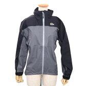 ロウアルパイン(Lowe alpine) LSW12003 GTX PERFORMANCE RAIN JACKET W BLACK (Lady's) レディース レインウェア ジャケット ゴアテックス 防水 透湿 アウトドア