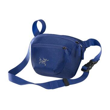 アークテリクス(ARC'TERYX) マカ1 ウエストパック Maka 1 Waistpack L06806800 Olympus Blue ショルダーバッグ (Men's、Lady's)