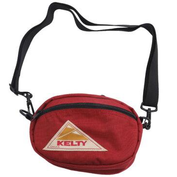 ケルティ(KELTY) OVAL SHOULDER S 2592046 New Red (Men's、Lady's)