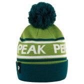 ピークパフォーマンス(Peak Performance) ピークパフォーマンス Peak Performance Pow Hat 4X1 Amazon Green ニットキャップ (Men's)