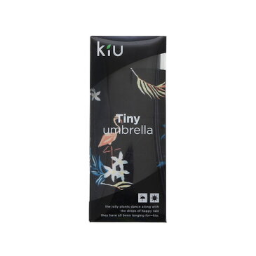 Kiu 折りたたみ傘 タイニーアンブレラ K31-163 フラミンゴ (Men's、Lady's、Jr)