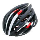 【5%OFFクーポン発行中 1月25日迄】 ジロ(giRo) ロードバイク ヘルメット イオン ワイドフィットモデル 35-1047066387 M. BLK/BRIGHTRED (メンズ)